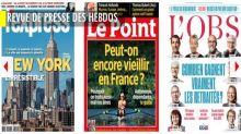 Hollande s'abandonne à de nouvelles confidences;  Benalla pense qu'il aurait évité à Macron certaines bévues récentes et les jeunes élus LR qu'ils éviteraient la déroute à «leurs vieux schnocks» aux Européennes; Macron et la police: histoire sans parole