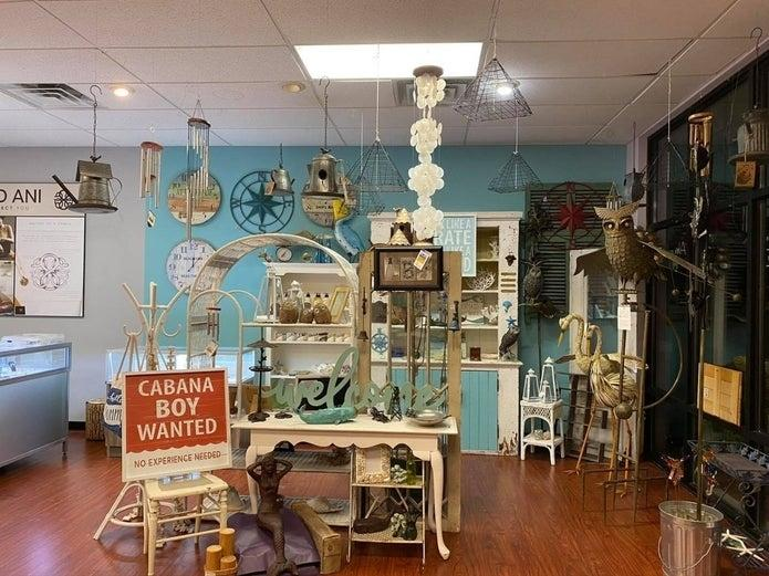 LavenderBlue in Lacey was set to permanently close in June. An unlikely series of events kept the small gift store open.