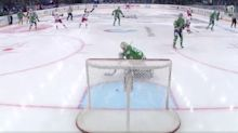 Watch: Ben Scrivens allows fastest goal ever to start KHL game