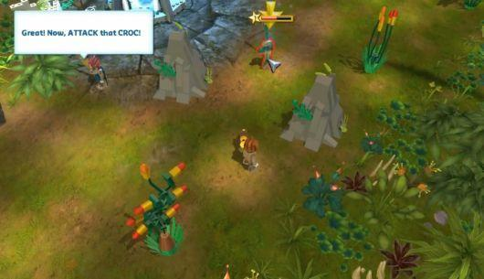 LEGO Legend of Chima Online launches into testing