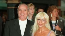 Donatella Versace's transformation over the years