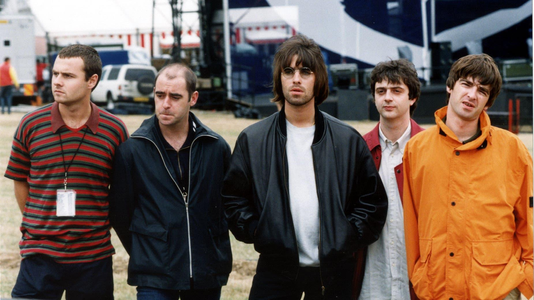 Liam and Noel Gallagher to produce documentary about Oasis gigs at Knebworth