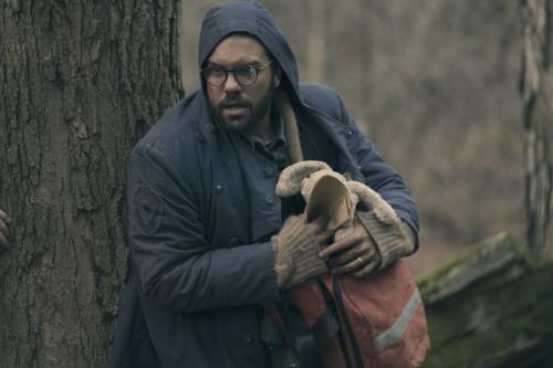 O-T Fagbenle as Luke in Hulu's The Handmaid's Tale. (Credit: George Kraychyk/Hulu)