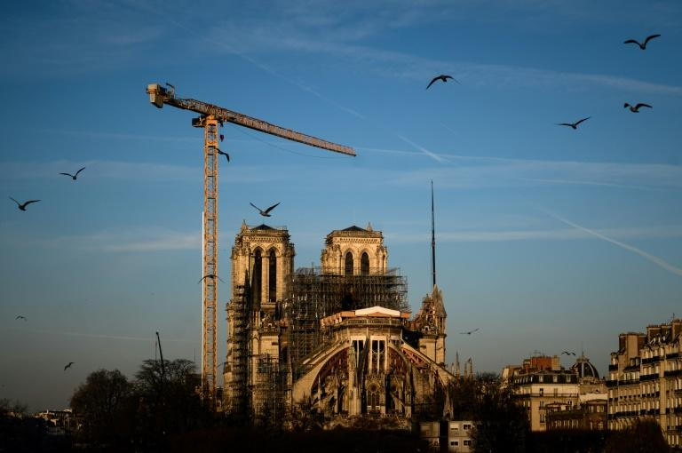 Why COVID-19 is Placing the rescue of Notre Dame at Danger