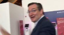 Women Heckle Ted Cruz In Airport Over Kavanaugh Vote