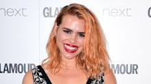 Billie Piper pines for her first love and feels 'f****d' by pressure