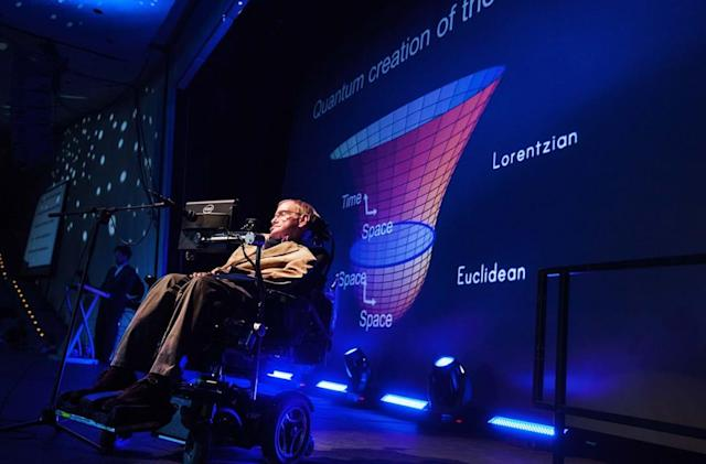 Stephen Hawking: 'The real risk with AI isn't malice but competence'