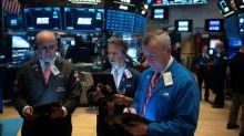 Wall Street, reprenant son souffle, clôture dans le rouge
