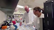 Novavax begins coronavirus vaccine clinical trial