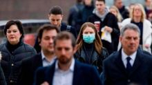 UK coronavirus LIVE: Death toll up by 12 as Matt Hancock warns of fresh lockdowns ahead