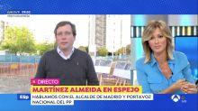 """Almeida, sobre Sánchez: """"No es un buen samaritano"""""""