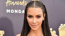 Kim Kardashian wore braids and got slammed for cultural appropriation (again)