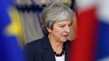 UK PM May to brief 150 CEOs on Brexit negotiations on Friday - FT