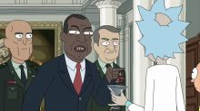 Rick and Morty's season finale takes a hilarious pop at Obama