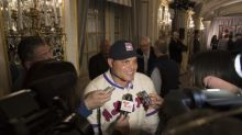 Pudge Rodriguez recalls his favorite moment in his Hall of Fame career