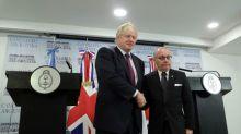 Argentina weighs five airlines' plans for new Falklands flights: minister
