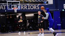 NBA rumors: Warriors might get clearance for Chase Center team practices