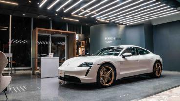 Porsche 進軍台南府城 尚騰斥資 7,500 萬建都會概念店