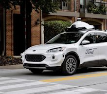 Ford outs 4th-gen self-driving platform with better sensors, cleaning tech and improved batteries