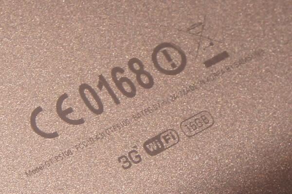 Galaxy Tab 2 (10.1) takes a ride through the FCC
