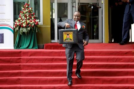 Kenya's finance minister, top officials arrested for graft