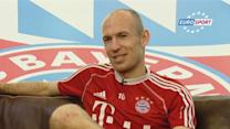 Robben: United have a chance