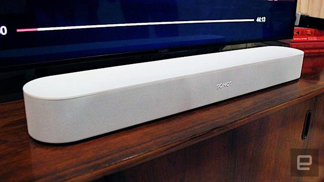 A closer look at Sonos Beam: Smaller, smarter and more connected