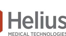Helius Medical Technologies, Inc. to Present at the Noble Capital Markets 17th Annual Small & Microcap Investor Conference
