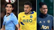 Man Utd sign Edinson Cavani and Alex Telles but Chris Smalling leaves