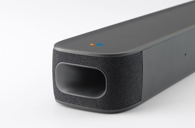 JBL's long-delayed Android TV soundbar is finally here