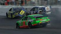 Trouble for Danica and Stenhouse Jr.