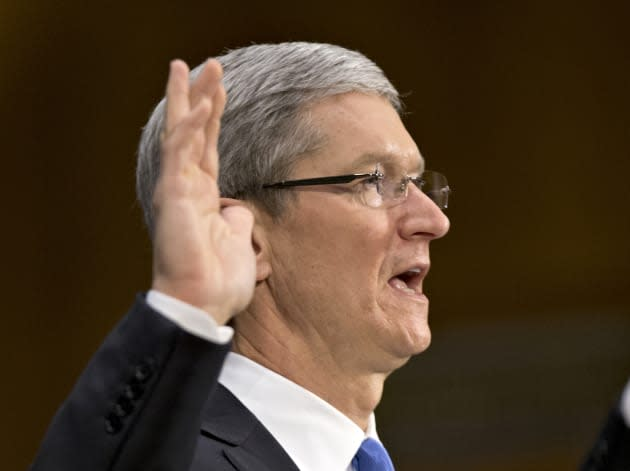 Tim Cook lays out Apple's security policies as iOS 8 arrives