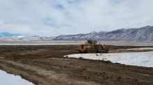 Pershing Gold Begins Preliminary Construction Activities at Relief Canyon