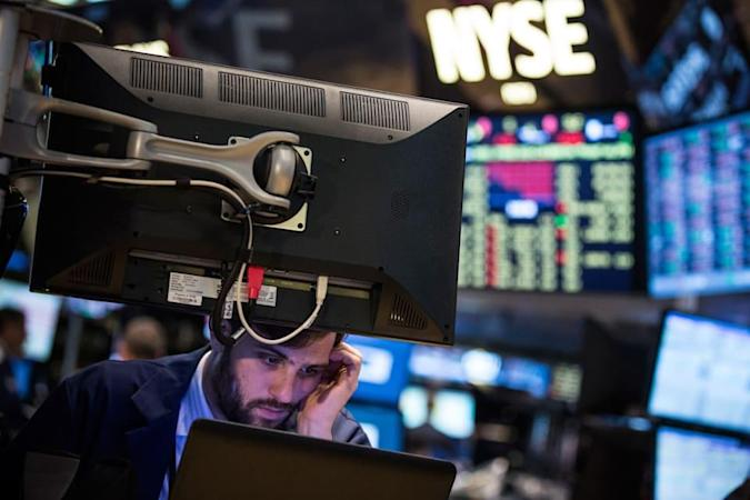 Trading stopped on New York Stock Exchange due to 'technical issue' (update)