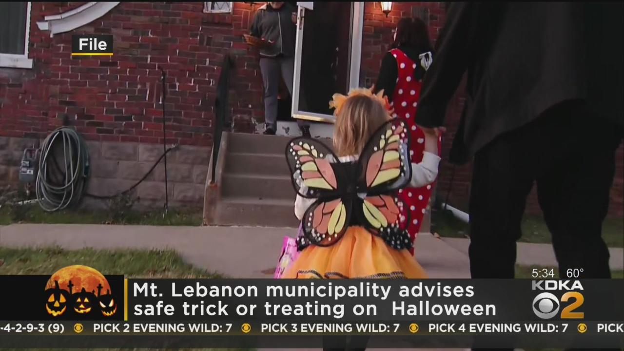 Mt Lebanon Trick Or Treat Halloween 2020 Mt. Lebanon Municipality Advises Safe Trick Or Treating On
