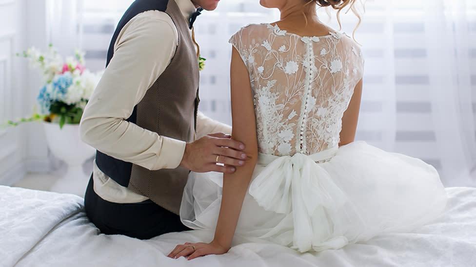 Groom Disturbed By Bride S Wedding Night Sex Ritual Request,Elegant Sophisticated Wedding Satin Wedding Dresses 2020