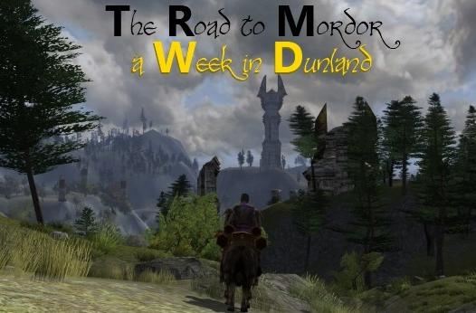 The Road to Mordor: A week in Dunland