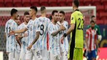 Copa America 2021: Argentina beat Paraguay to reach quarter-finals; Chile progress with Uruguay draw