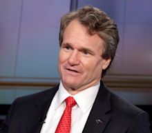 Bank of America CEO: You can buy bitcoin — just not with us
