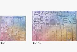M1 Pro and M1 Max are Apple's high-end Mac chips