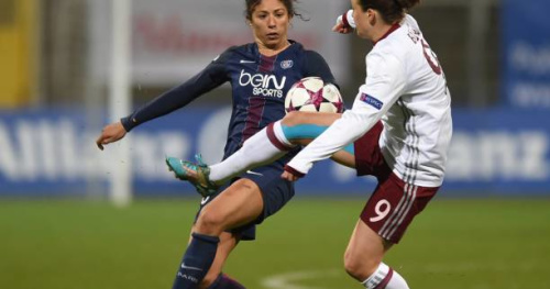 Foot - C1 (F) - Record d'audience pour Bayern-PSG