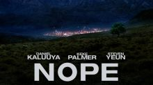 Jordan Peele's New Horror Film 'Nope' Drops Creepy Poster