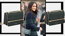 Meghan Markle's stylish cross-body Strathberry bag is back in stock