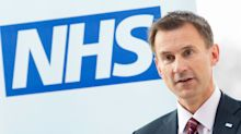 Hunt broke law by axing NHS 18-week treatment target, says Labour