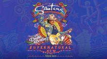 "Carlos Santana to Celebrate His Landmark ""Supernatural"" Album and His Historic 1969 Woodstock Performance on the ""Supernatural Now"" Tour"