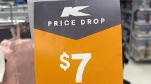 'Oh dear': Kmart shoppers spot hilarious price tag fail
