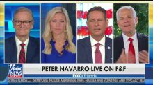 Peter Navarro Mocks Fauci's First Pitch, Doesn't Regret Op-Ed Attacking Him