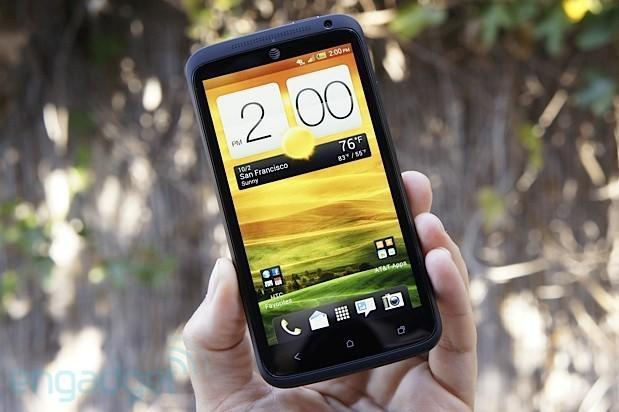 HTC One X+ for AT&T hands-on: Tegra 3, LTE and Jelly Bean together at last (video)