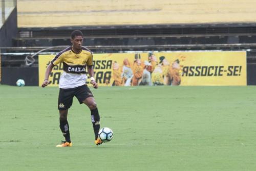Copa do Brasil Sub-20: zagueiro diz que Criciúma deu grande passo em contra o Cruzeiro