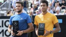 Berrettini wins ATP title in Stuttgart